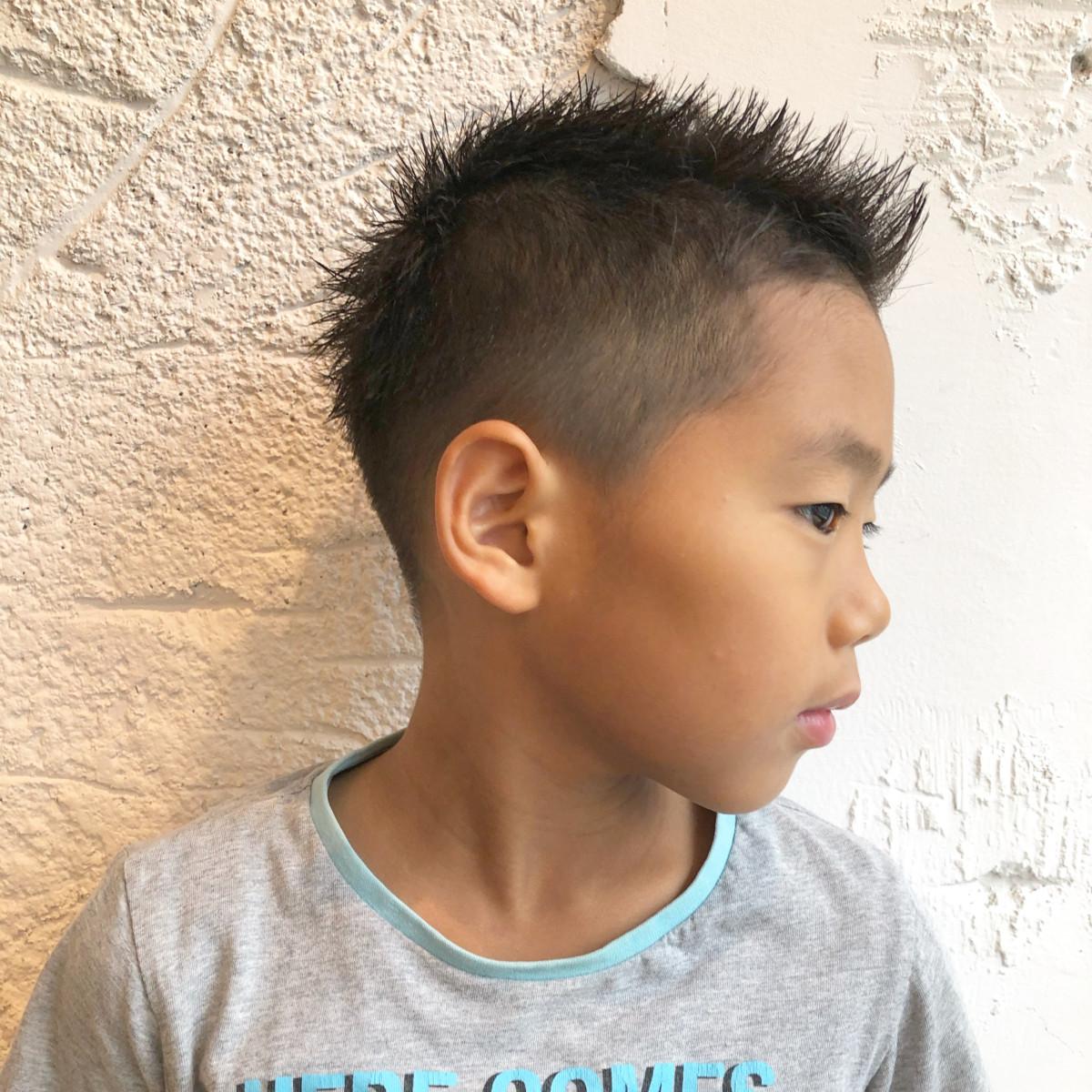 子供 髪型 短髪 小学生男子のおしゃれな髪型|人気のヘアスタイルはどれ?男の子のか...